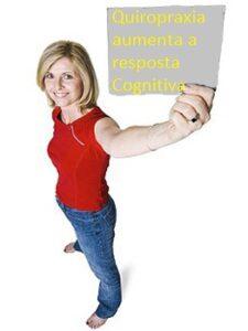 Quiropraxia melhora a resposta do corpo